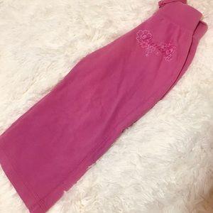 Girls 3T Princess Sweatpants